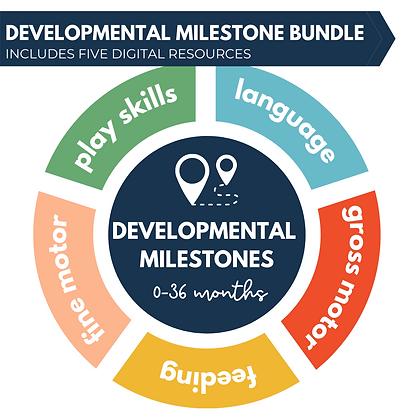Developmental Milestone Bundle