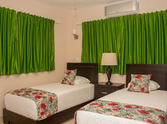 Hab. 2 camas Apartahotel