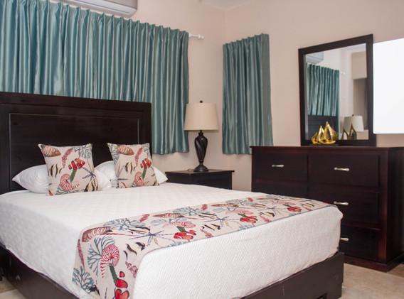 Dormitorio Principal apartahotel