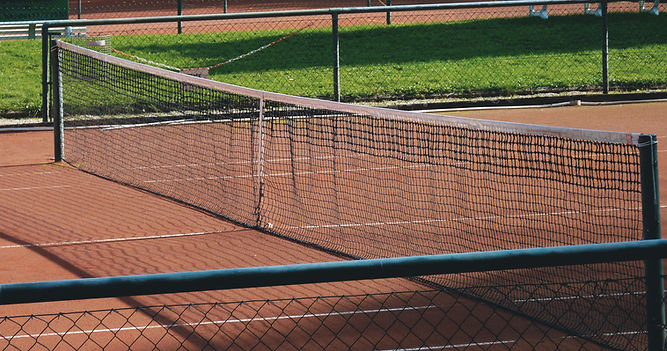 Lehm-Tennis-Court