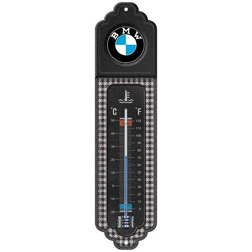 BMW - Classic Pepita Thermometer 28x0x7