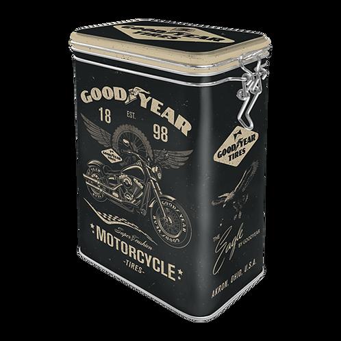 Goodyear - Motorcycle Aromadose 7,5 x 11 x 17,5 cm