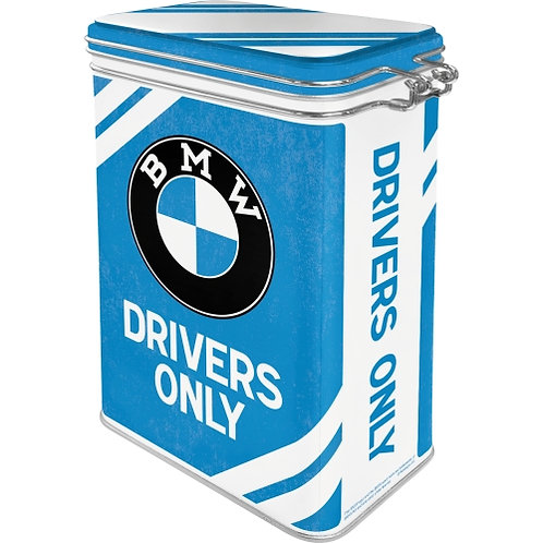 BMW - Drivers Only Aromadose 11x18x8