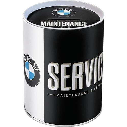 BMW - Service Spardosen 10x13x10