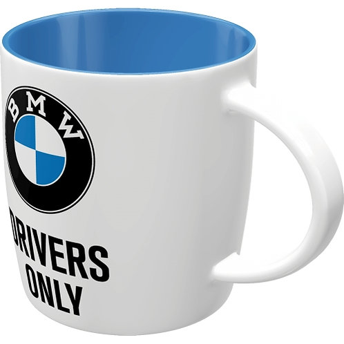 BMW - Drivers Only Tassen 9x9x9