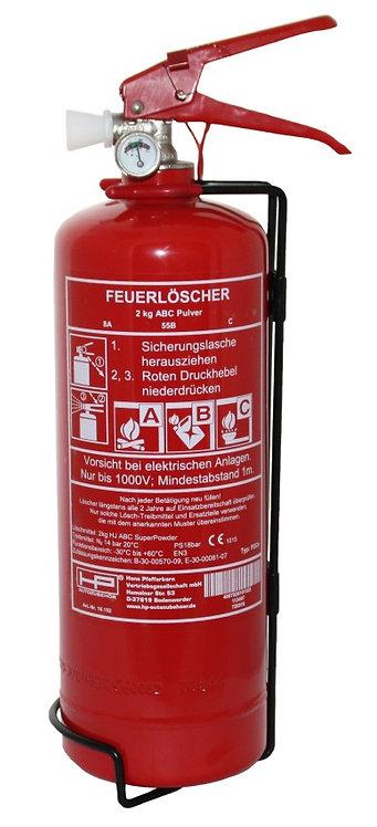 HP Auto Feuerlöscher 2 kg