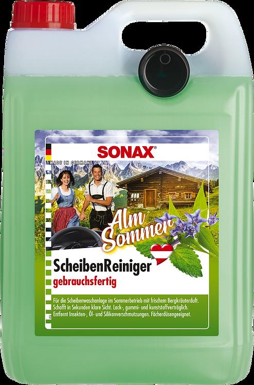 """Sonax Scheibenreiniger gebrauchsfertig """"AlmSommer"""", im 5-Liter Kanister"""