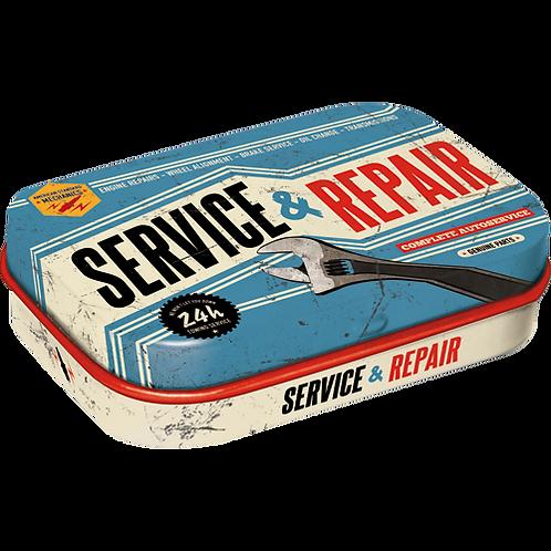 Service & Repair Pillendose 4 x 6 x 2 cm