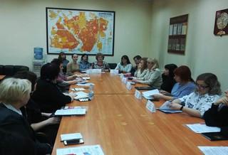 В Серпухове состоялась встреча с руководителями физкультурно-оздоровительных организаций
