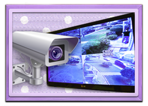 Closed Circuit Video Monitored Classroom