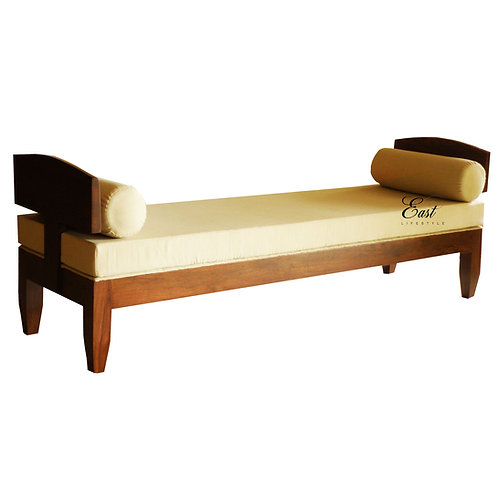Nouveau Chaise with Bolsters 739