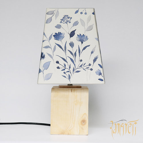 Floral Empire Table Lamp 3003