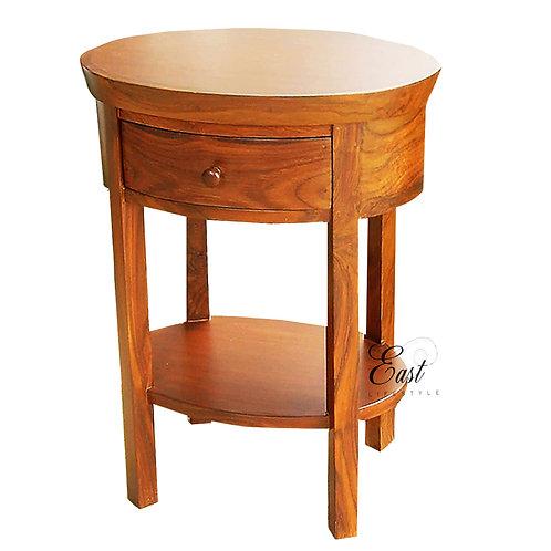 Farmhouse Bedside Cabinet - 1013