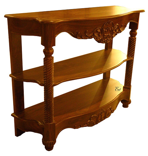 Carved Layer Console 1194