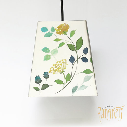 Floral Empire Hanging Lamp 3014