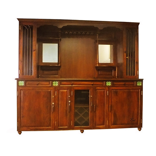 French Neo Dining Cabinet 1504