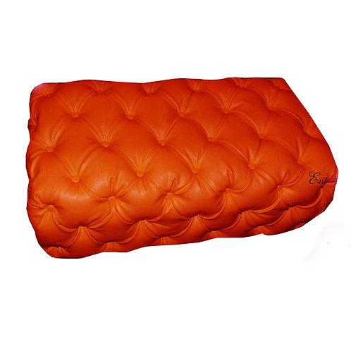 Helious Leather Pouf C481