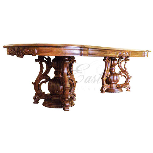 Sheikh's Solid Wood Dining Table 714