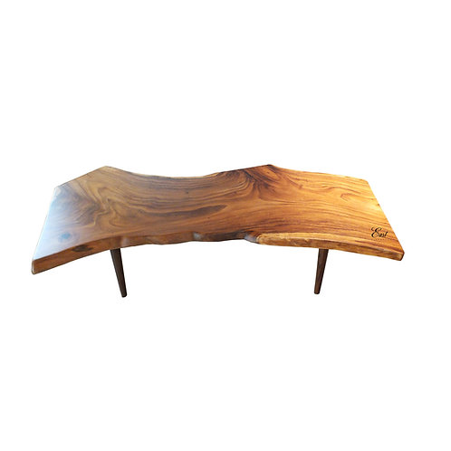 Pablo Slab Live Edge Center Table 1509