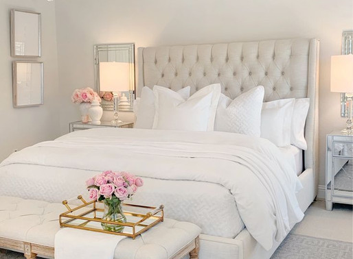 10 Cozy Bedroom Ideas  ( To make you want to stay in bed all day )