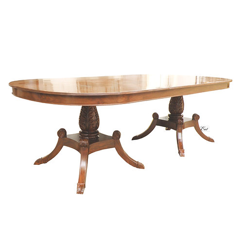 Basset Oval Dining Table 979 B