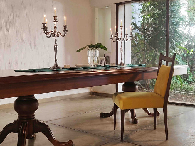 Palm Court Dining Table 1587
