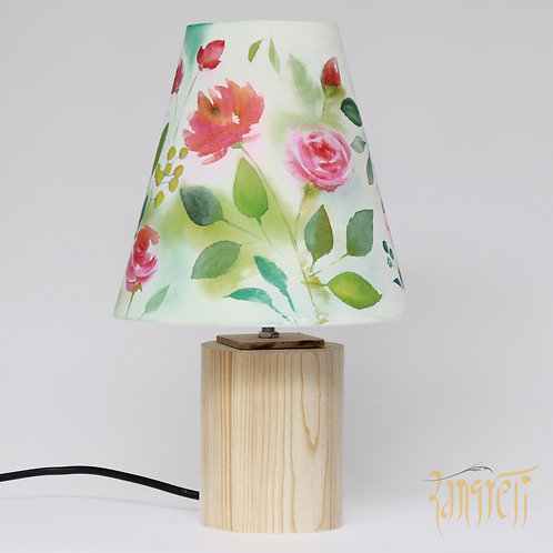 Floral cone Table Lamp 3006