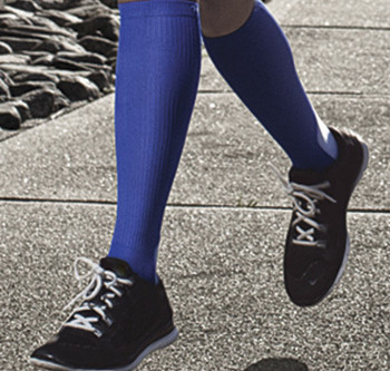 TheraSport Athletic Gradient Compression Socks