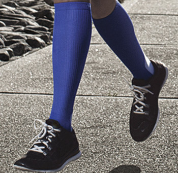 TheraSport Athletic Gradient Compression Socks