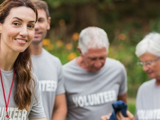 Volunteers ~ The Heart of our Community