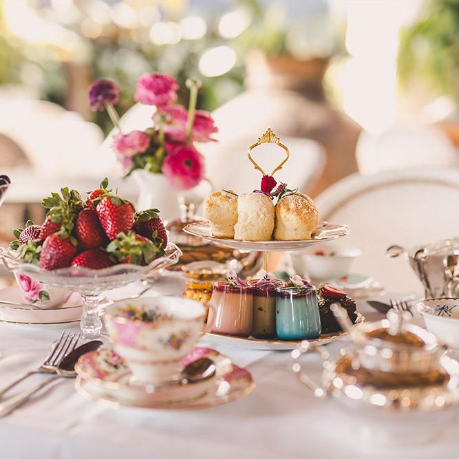 Safe Haven High Tea Charity Fundraiser
