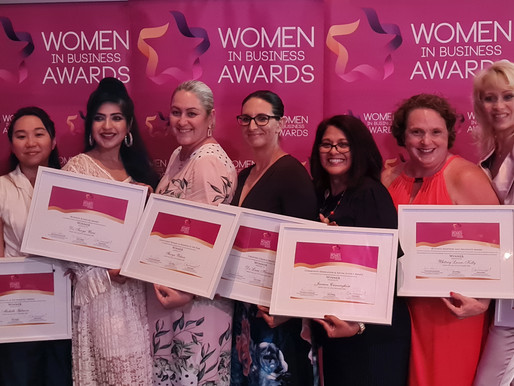 Safe Haven recognised at Gold Coast Women in Business Awards