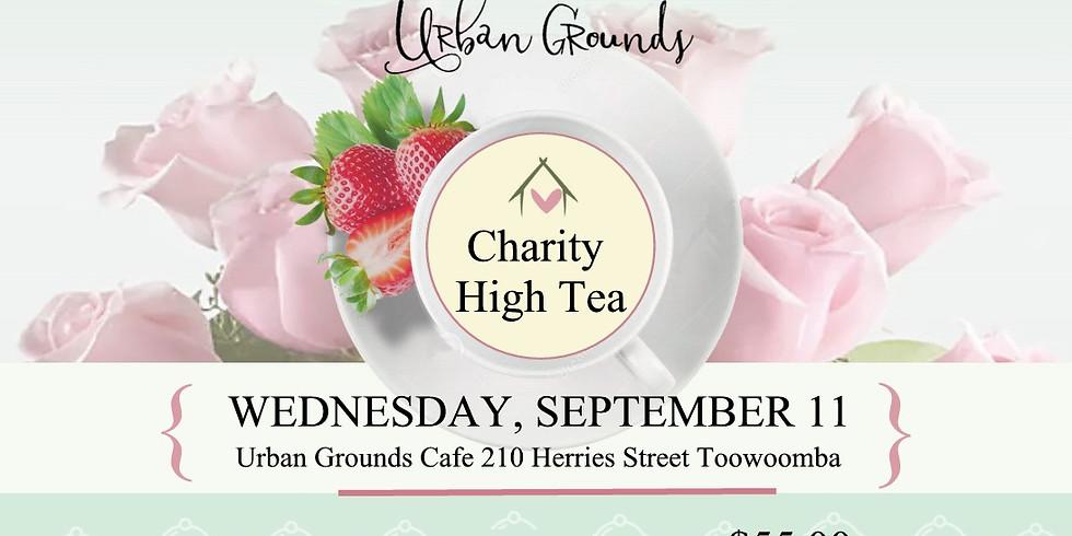 Toowoomba Charity High Tea