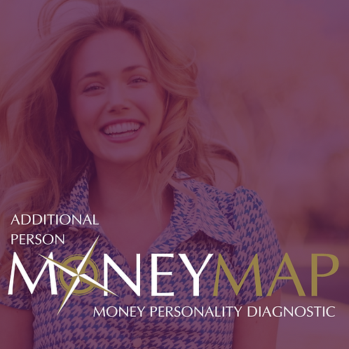 MoneyMap Financial Strategy Additional Person