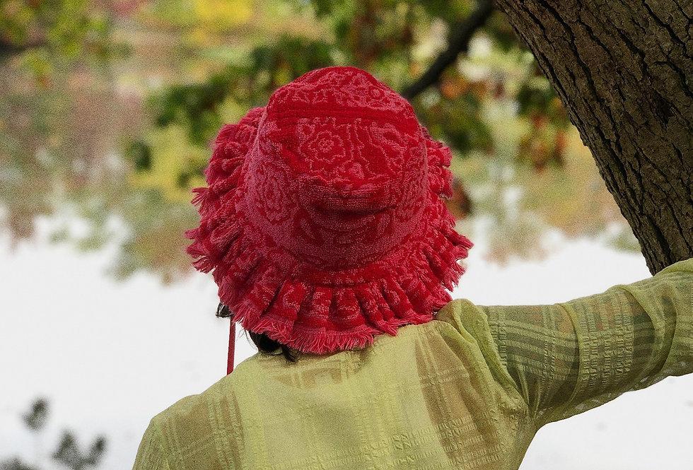 The Liz Terry Towel Hat