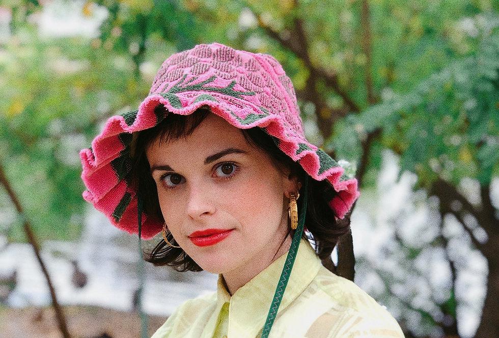 The Vanessa Terry Towel Hat