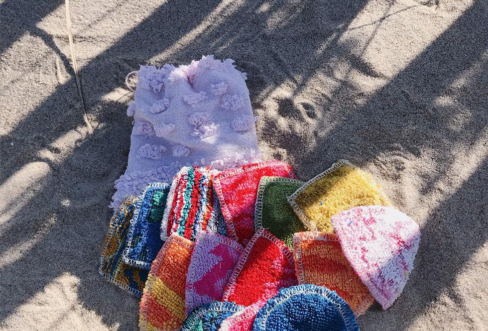 ✿14 pcs✿ Reusable Upcycled Towel Face Pads