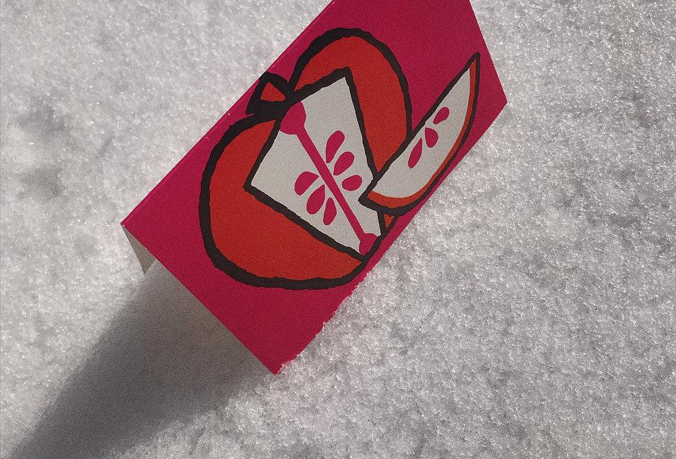 Deadstock 1960s Apple Card