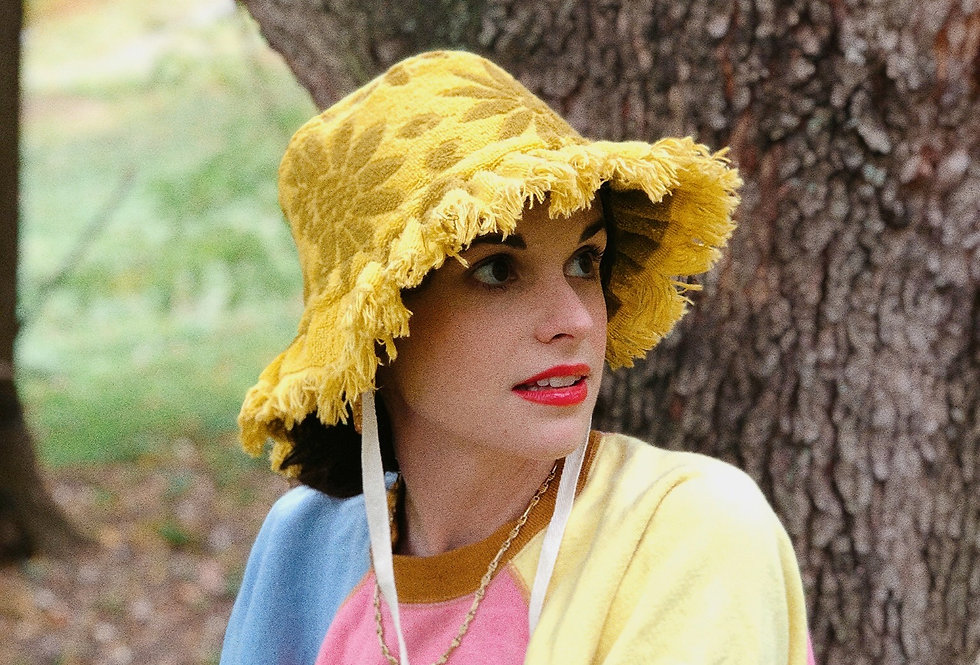 The Carla Terry Towel Hat