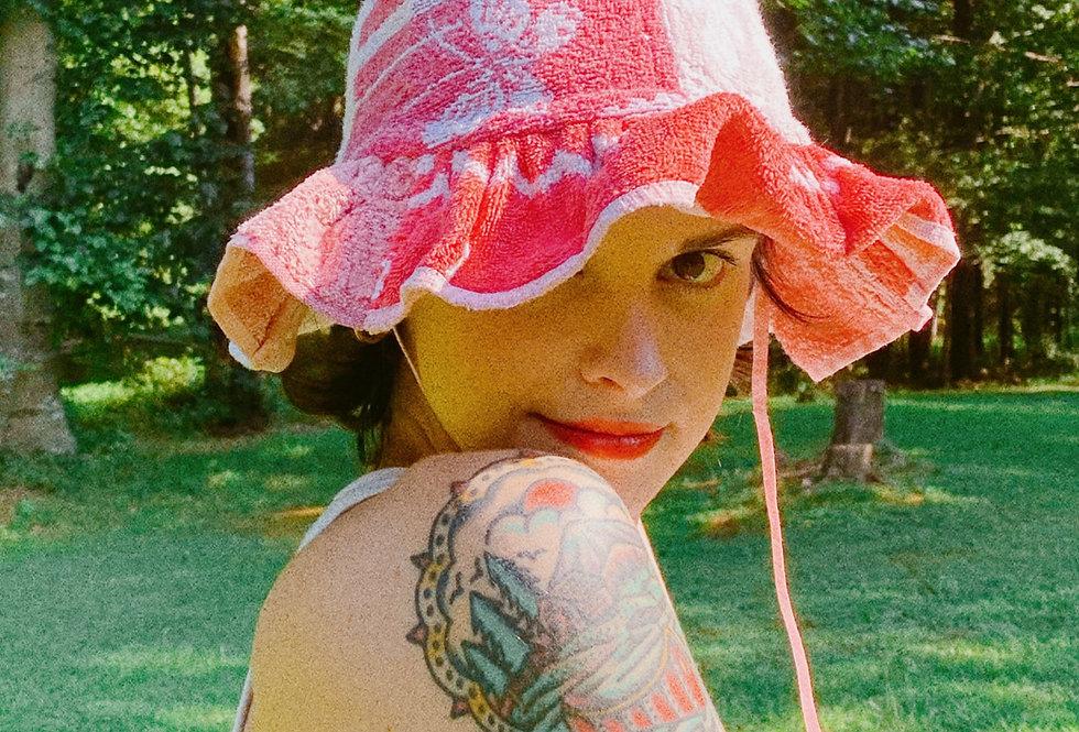 The Riza Towel Hat