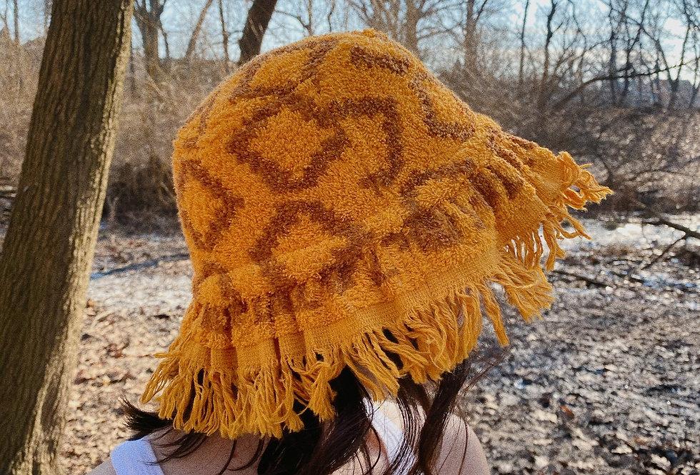The Hana Terry Towel Hat