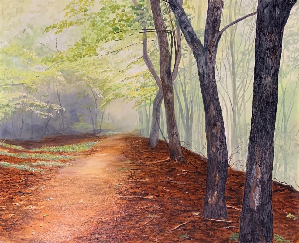 the path taken