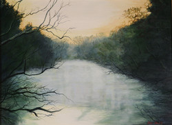 neuse at first light II