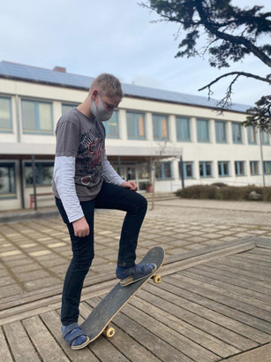 Outdoorklasse & Schulhof