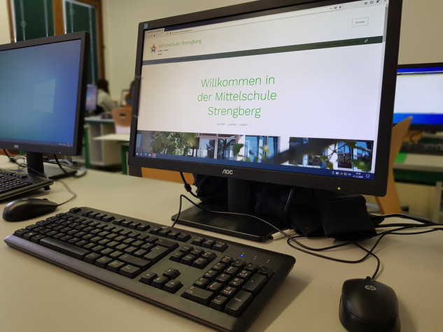 Informatik-Saal