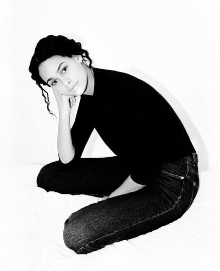 Melissa Bon, french singer