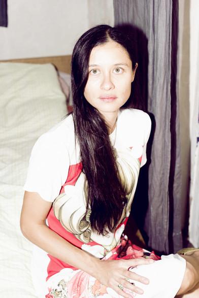Mai-Thu Perret, artist
