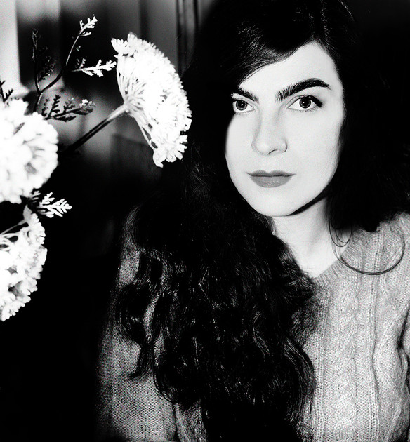 Maryam Goormagthigh, filmmaker - Switzerland