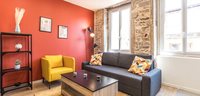 Un Airbnb en plein coeur de Bourg-En-Bresse