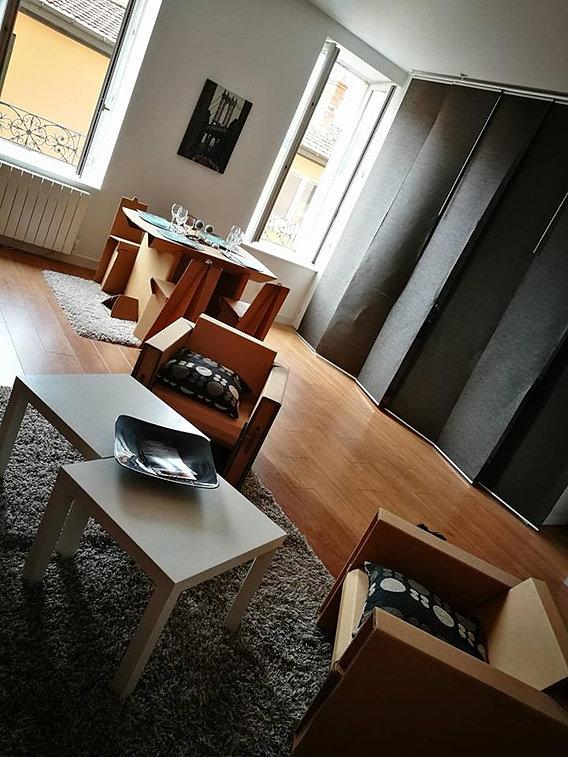 Home Staging Lyon. Bernice Avenue Ann Arbor Mi. Creative Repurposing ...